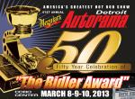 61st Annual Detroit Autorama March 8-10, 20130