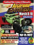 61st Detroit Autorama Extreme March 8-10, 2013 - Traditional Rods, Customs & Motorcycles0