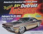 64th Annual Detroit Autorama0