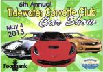 6th Annual Tidewater Corvette Club Car Show0
