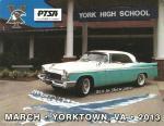 6th Annual York High School Falcons Car Show0