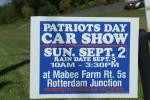 7th Annual Patriots Day Antique/Classic Car Show0