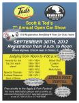 7th Annual Scott and Teds Car Show0