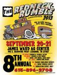 8th Annual Redneck Rumble0