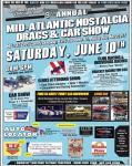 9th Annual Mid-Atlantic Car Show & Nostalgia Drags0