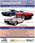 9th Annual Spring Dust Off0