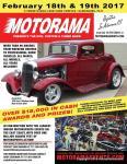 9th Motorama's Rod, Custom, Bike and Tuner Show0
