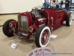 Shawn Killion of Alpine, CA entered his 1928 Hot Rod Lincoln Phaeton roadster. The motor was a 331ci HEMI engine, with Lincoln dash, brakes and running gear.