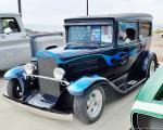 Anderson Chrysler - Dodge - Veterans Day Car Show0