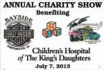 Annual Charity Show Benefiting the Children's Hospital of the King's Daughters0