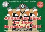 Annual Joy Fund Car Show0