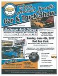 Appalachian Golden Classic Chevy Club 27th Annual Benefit Car & Truck Show1