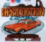 April Action Car Show0