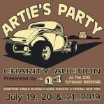 Artie's Party Pinstriper's Charity Auction 20191