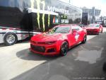 Atlanta Motor Speedway Folds of Honor Saturday Rinnai 2500