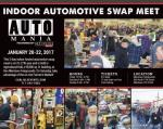 Auto Mania Indoor Swap Meet & Car Corral0