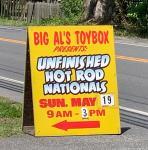 Big Al's Toybox Unfinished Hot Rod Nationals0