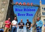 Blue Ribbon Beer Run0