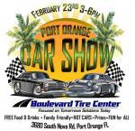 Boulevard Tire Car Show0