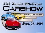 Brush Colorado Oktoberfest and Car Show0
