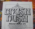 Brush Rush Pin Stripers0