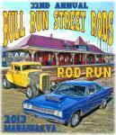 Bull Run Street Rods 32nd Annual Rod Run and Car Show0