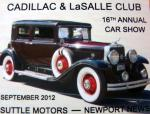Cadillac and LaSalle Club 16th Annual Car Show 0