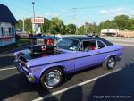 Car Hop Ice Cream Shop Cruise Night July 15, 201310