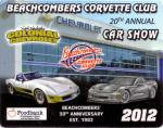 Beachcombers Corvette Club 20th Annual Car Show75