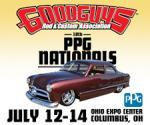 Goodguys 16th PPG Nationals Columbus, Ohio July 12, 201370