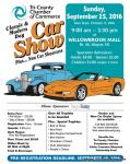 Tri County Classic and Modern Car Show0