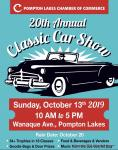 Pompton Lakes Chamber of Commerce 20th Annual Car Show87