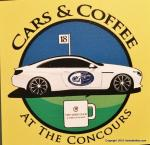 Cars & Coffee at the Concours0