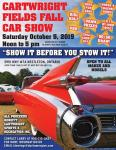 Cartwright Fields Fall Car Show0