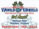 Cecil Profitt's World of Wheels 3rd Annual International Custom Auto Show0