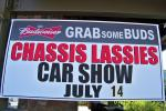 Chassis Lassies Car Show0