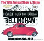 Chevrolet of Bellingham 12th Annual Car Show0