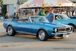 Classic Hits WNLC Ocean Beach Park Classic Car Cruise Night0