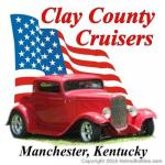 "Clay County Cruisers 14th Annual ""Cruzin in the Park""0"