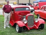 Clay County Cruisers August 2014 Cruise in the Park0