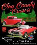 Clay County Cruisers Fund Raiser Car Show0