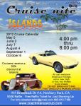 Coachmen Cruise Nite at Islands0