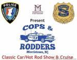 Cops & Rodders Classic Car/Hot Rod Show Cruise0