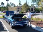 Cruise-In at McDonalds with Cecil Chandler's original Sock Hop0