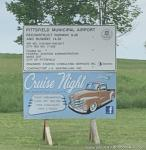 Cruise Night at Pittsfield Airport0