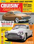 Cruisin Nationals Santa Maria City Cruise - Friday Night May 24, 20130