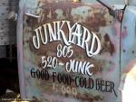 Cruisin to the Junkyard Cafe0
