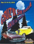 Cruz'n Sierra Show & Shine & Craft Fair 20180