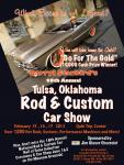 Darryl Starbird's 49th annual National Rod & Custom Car Show in Tulsa, OK0