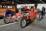 Daytona Turkey Run Day One Show Cars0